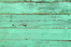 Blue vintage painted wooden with horizontal planks royalty free stock images