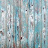Blue vintage wood Stock Photos