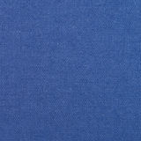 Blue vinyl texture. Embossed vinyl texture closeup texture background Stock Image