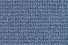 Blue vinyl texture. Embossed vinyl texture closeup texture background Royalty Free Stock Images