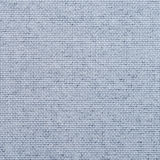 Blue vinyl texture. Embossed vinyl texture closeup texture background Stock Photo