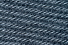 Blue vinyl texture. Embossed vinyl texture closeup texture background Stock Images