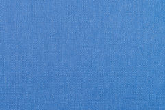 Blue vinyl texture. Embossed vinyl texture closeup texture background Royalty Free Stock Image