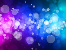 Bokeh abstract background Stock Images