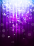 Glow abstract background Stock Photography