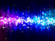 Glow abstract background Royalty Free Stock Images
