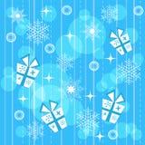 Blue vivid pattern. Stock Photo