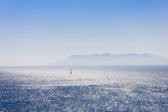 Blue Voyage Royalty Free Stock Image