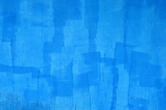 Blue wal backgroundl Royalty Free Stock Photos