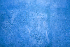 Blue wall Royalty Free Stock Images