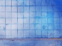 Old wall square pattern abstract background royalty free stock photo