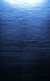 Blue wall background Stock Photography