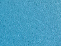 Blue wall background. Blue wall texture Stock Photo