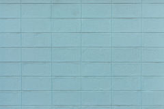 Blue wall. Blue brick wall for Background Royalty Free Stock Image