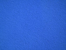 Blue wall of a house. Bue Wall of a house than background Stock Photo