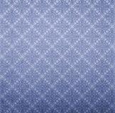 Blue Wall paper Royalty Free Stock Photo