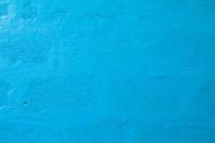 Blue wall. Pic of block wall blue color Stock Image
