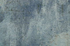 Blue wall plaster background texture Stock Image