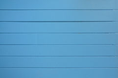 Blue wall in stripe design Stock Photography