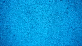 Free Blue Wall Stucco Vintage Style Background. Painted Surface, An Old Concrete Building In City. Stock Image - 101999631