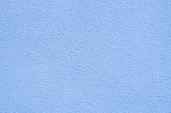 Blue wall surface Stock Photos