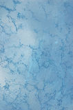 Blue wall texture royalty free stock photos