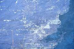 Blue Wall Texture Background Royalty Free Stock Image
