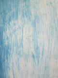 Blue wall texture grunge background Royalty Free Stock Photography