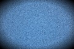 Blue wall texture Royalty Free Stock Photo
