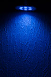 Blue wallpaper royalty free stock photo