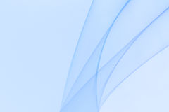 A blue wallpaper with lines rising Stock Image