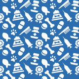 Blue wallpaper Royalty Free Stock Photo