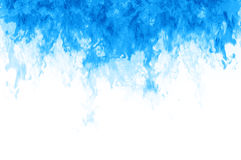 Blue wash Royalty Free Stock Image