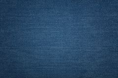 Blue washed jeans denim texture background Stock Image