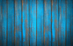 Blue washed wood texture. background old panels Stock Photo