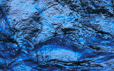 Blue water Royalty Free Stock Photography