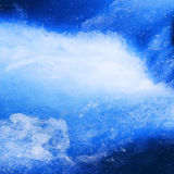 Blue water Stock Images