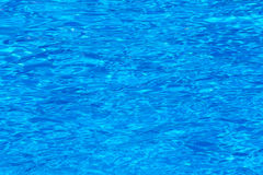 Blue water Royalty Free Stock Images