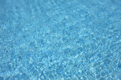Blue water Stock Photography