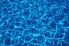 Blue, Water, Aqua, Light Royalty Free Stock Photos