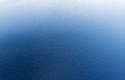 Blue water as background Stock Photography