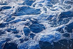 Blue Water Background Stock Photos