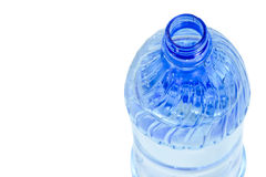 Blue Water Bottle Royalty Free Stock Photo