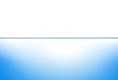 Blue water close up Royalty Free Stock Photography