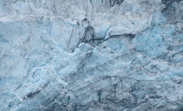 Blue water glacier, Alaska Royalty Free Stock Photo