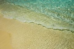 Free Blue Water Ripples Near A Shore 1 Stock Images - 5299894