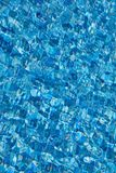 Water ripples texture in swimming pool Royalty Free Stock Image