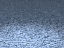Blue water surface background Royalty Free Stock Photo