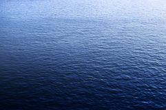 Water surface Stock Images