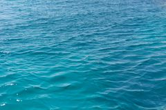Blue Water Texture royalty free stock images